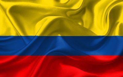 Colombia. Bolsas de interinos. Curso 2021-2022.